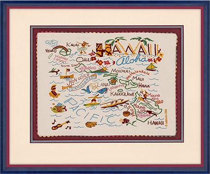 Art, Decor, Framing, Embroidery, Custom