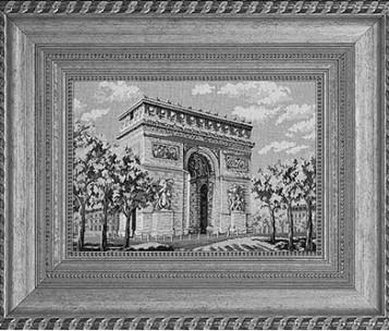 Embroidery, Custom, Art, Decor, Framing