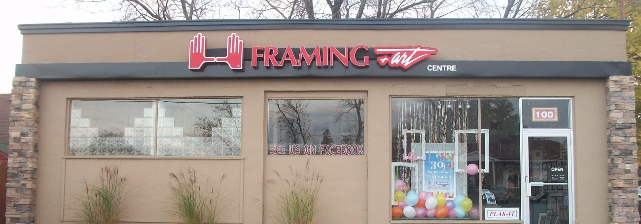Home - Framing & Art Centre :: Brantford