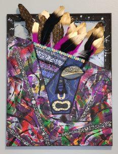 New Mixed Media Art by Searra Vinnett