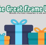 The Great Frame Up, Custom, Art, Decor, Framing