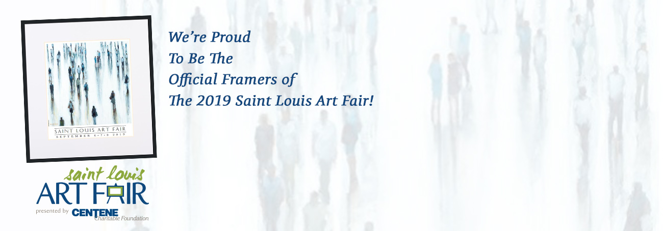 Official Framers of the 2019 Saint Louis Art Fair
