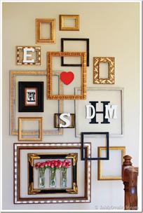 empty-frames-wall-decor-flowers resized