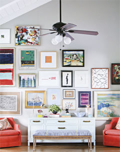 Art, Decor, Framing, How to Hang Frames