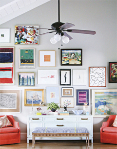 Art Decor Framing How To Hang Frames