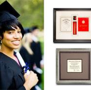 Graduation, Custom, Framing