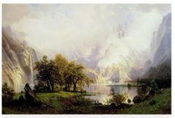 Albert Bierstadt, Art, Decor, Framing, ShopForArt, ShopDeckTheWallsArt.com