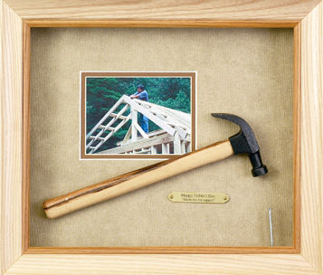 Framing, Deck The Walls, Shadowbox