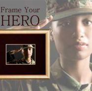 Frame your hero