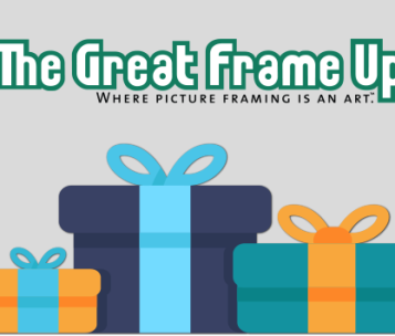 The Great Frame Up, Custom, Art, Decor, Framing