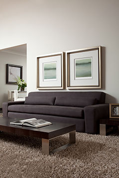 Living Room, Art, Decor, Framing