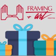 Framing & Art Centre Gift Card