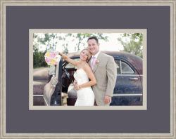Custom Framed Couple