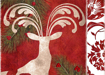 forest-holiday-christmas-deer
