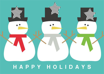 modern-snowmen-happy-holidays-art-by-linda-woods-linda-woods