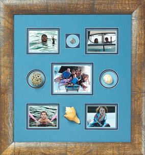 Framed Memories, Art, Decor, Framing