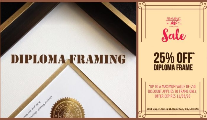 Diploma Promo