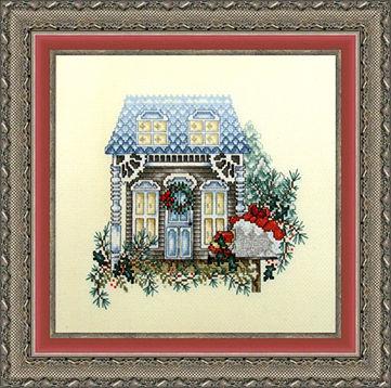 Framed Embroidery Art, Art, Decor, Framing