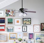 How to Hang Frames, Art, Decor, Framing