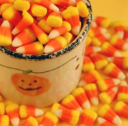 3441073 - candy corn in cup