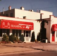 framing and art centre 1993