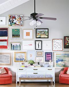 Art, Decor, Framing, How to Hang Frames