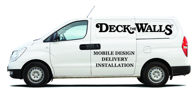 Deck The Walls, Van