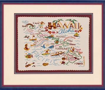 Art, Decor, Framing, Custom, Embroidery