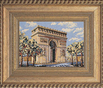Custom, Embroidery, Art, Decor, Framing