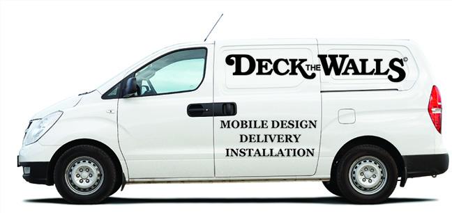 Deck The Walls, Van