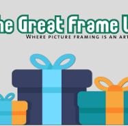 The Great Frame Up, Art, Decor, Framing, Shop, Gift