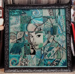 Webster Kirkwood Frame Shop Artwork