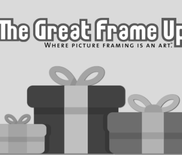 Shop, Gift, The Great Frame Up, Art, Decor, Framing
