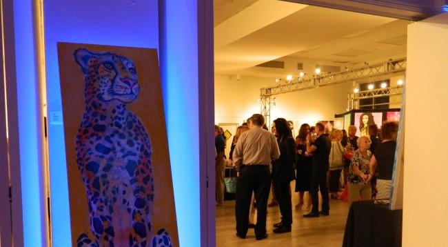 Alan Divers Art Show October 2015 - The Great Frame Up :: Tampa