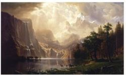 Albert Bierstadt, Art, Decor, Framing, ShopForArt, ShopTheGreatFrameUpArt.com