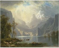 Albert Bierstadt, Art, Framing, Decor, ShopForArt, ShopTheGreatFrameUpArt.com