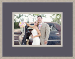 Custom Framed Wedding Couple
