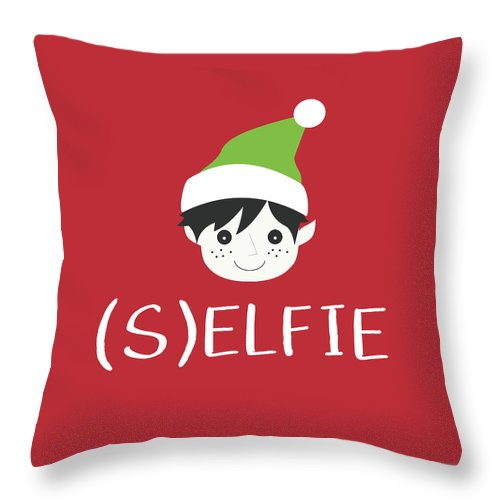 selfie-elf-art-by-linda-woods-linda-woods