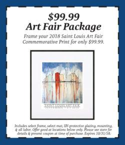 2018 Art Fair Coupon