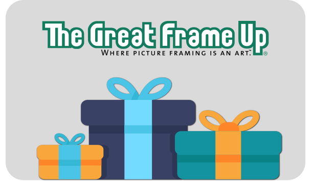 The Great Frame Up Gift Card