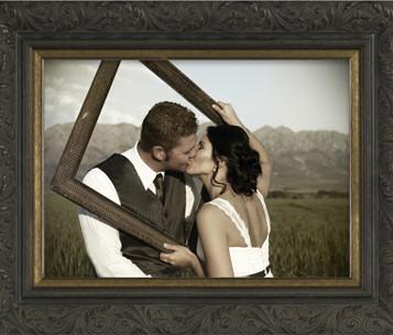 Framed Memories, Wedding, Engagment, Art, Decor, Framing