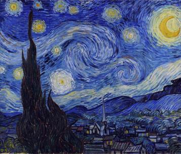 Starry Night, Van Gogh