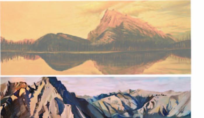 Winnipeg artist Yirui Yuan