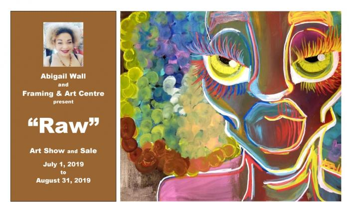Abigail Wall Art Show