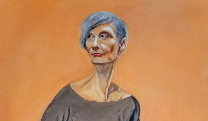 Winnipeg artist Lis Sellors
